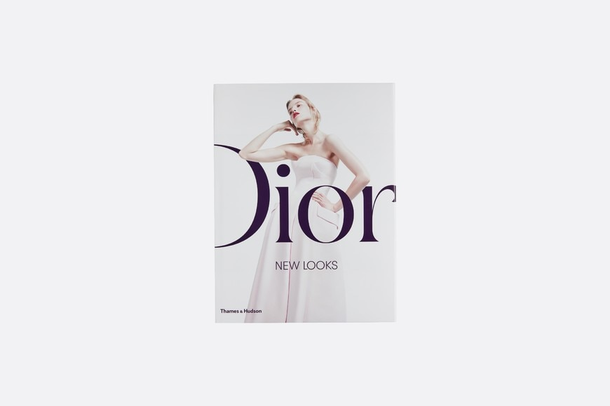 Book: Dior New Looks Front view Open gallery
