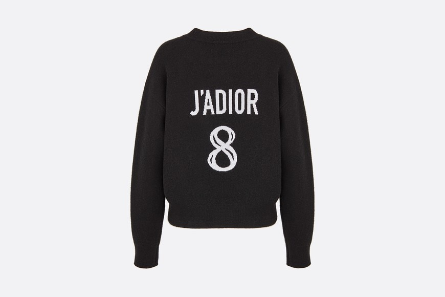J'Adior 8' Boxy Sweater Front view Open gallery