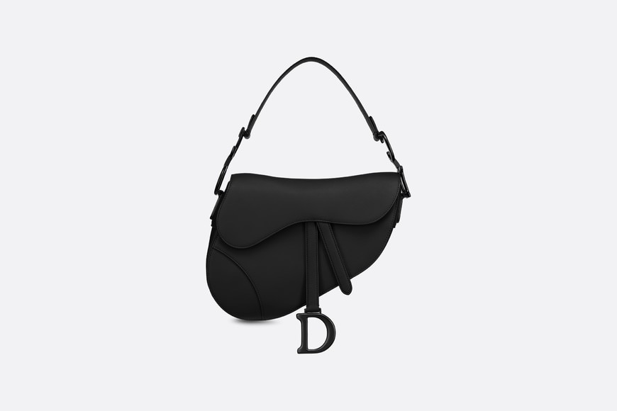 Saddle ultra-matte bag aria_frontView
