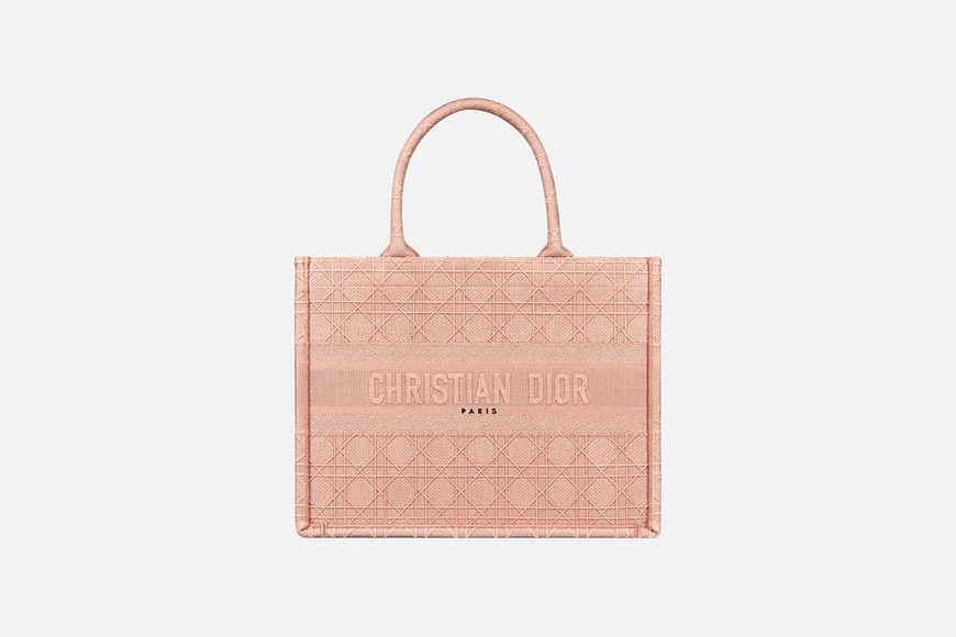 Small Dior Book Tote Front view Open gallery