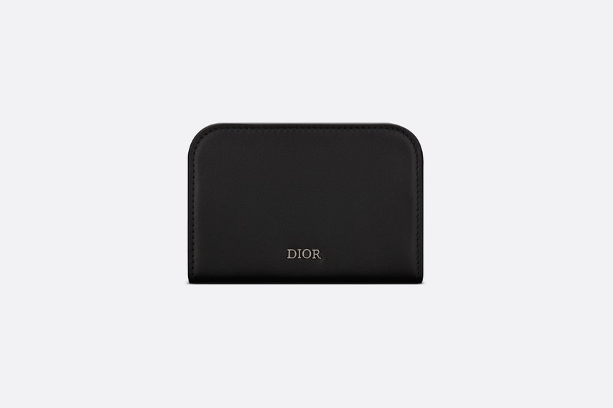 Dior Ultra Card Holder Front view Open gallery