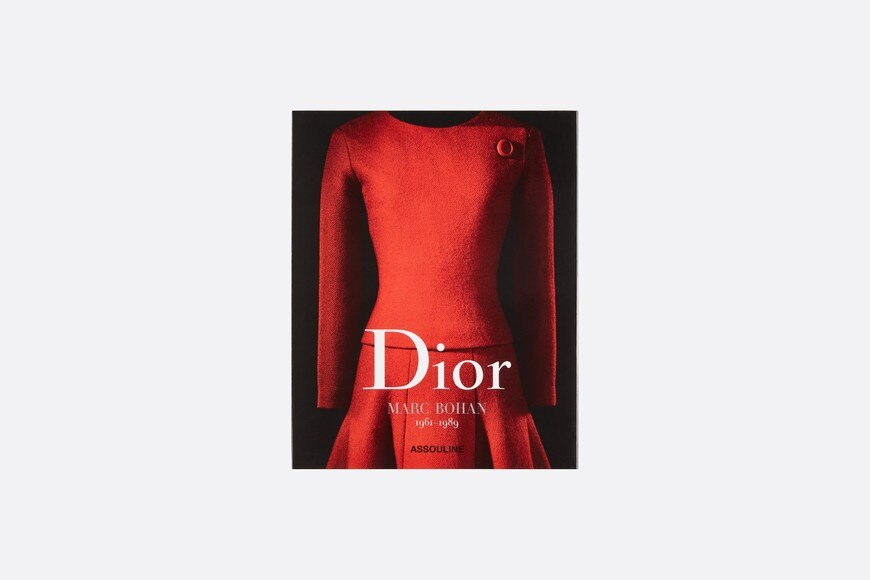 Book: Dior - Marc Bohan Front view Open gallery