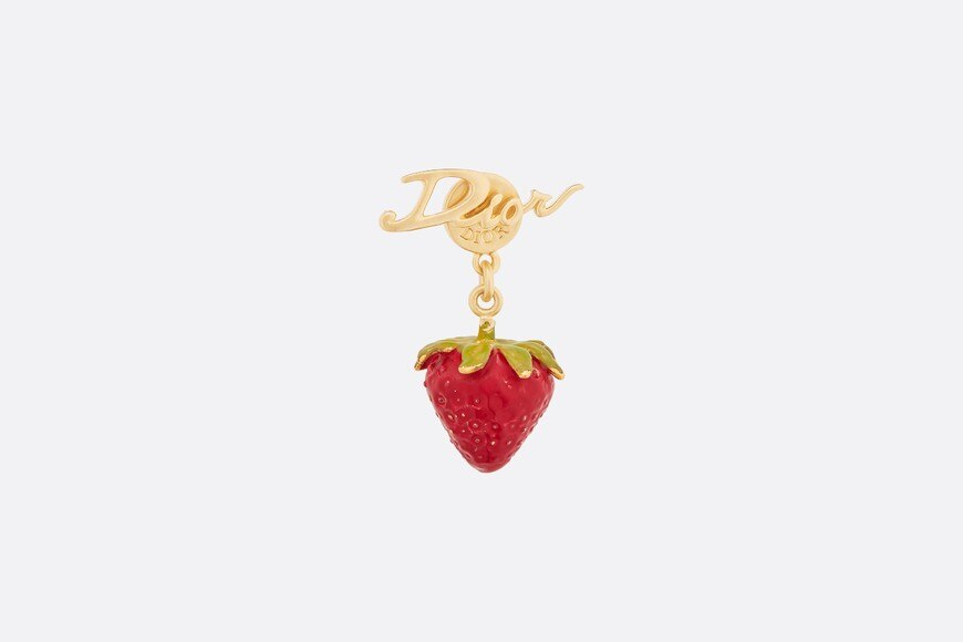 D-Charms Pop Earring Front view Open gallery