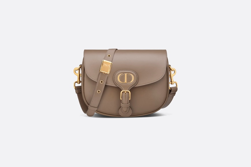 Medium Dior Bobby Bag Front view Open gallery