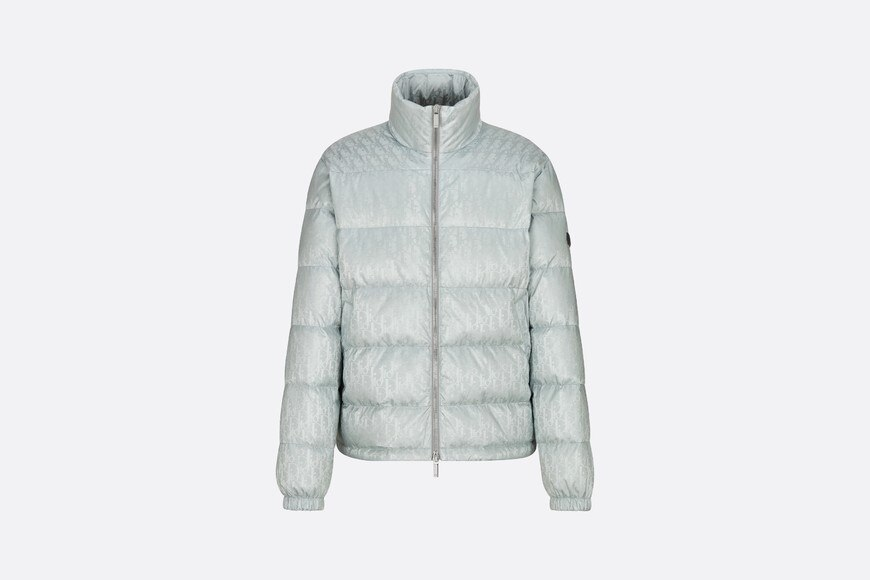 Dior Oblique Down Jacket Front view Open gallery