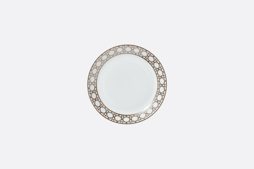 Cannage Montaigne condiment plate aria_frontView