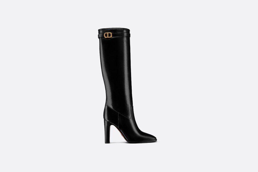 Dior Empreinte Heeled Boot Profile view Open gallery