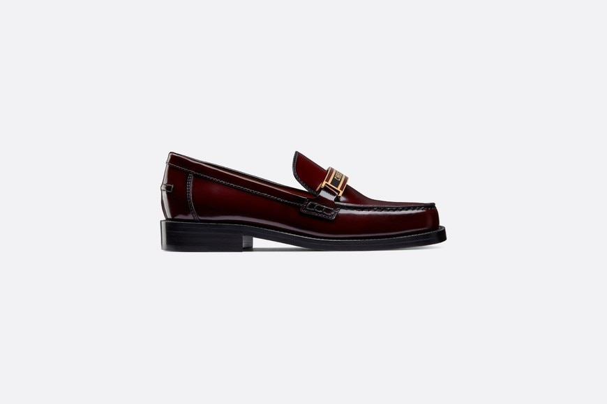 Dior Code Loafer profile view Open gallery