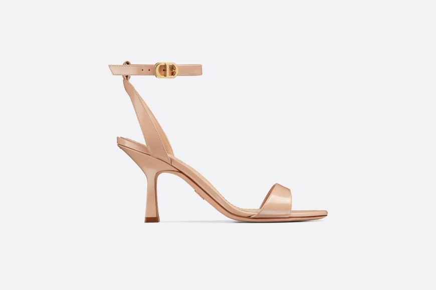 Dior Mind Heeled Sandal Profile view Open gallery