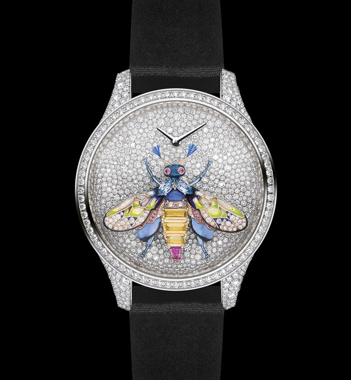 dior grand soir reine des abeilles n°16 Ø36 mm, movimento a quartzo | Dior
