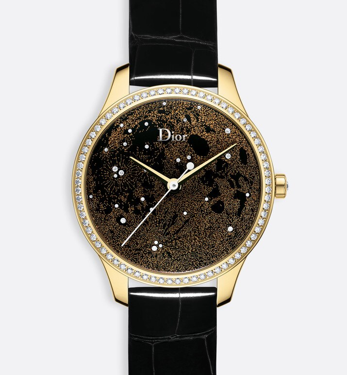dior viii montaigne clair de lune full moon Ø 36mm, automatic movement | Dior