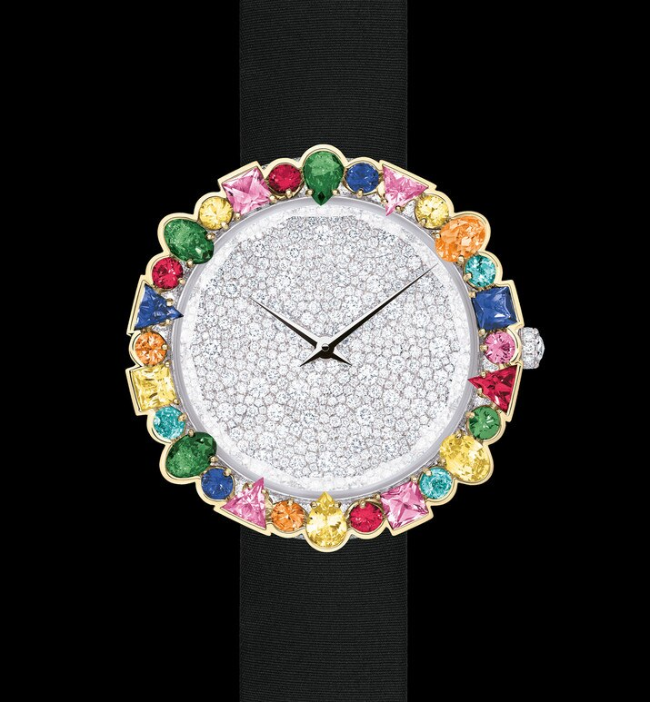 la d de dior cocotte Ø 38mm, quartz movement | Dior