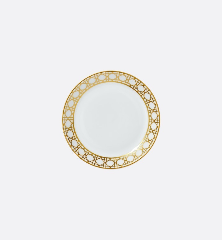cannage montaigne condiment plate | Dior