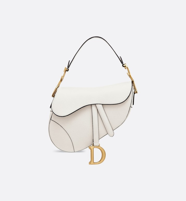 saddle calfskin bag | Dior