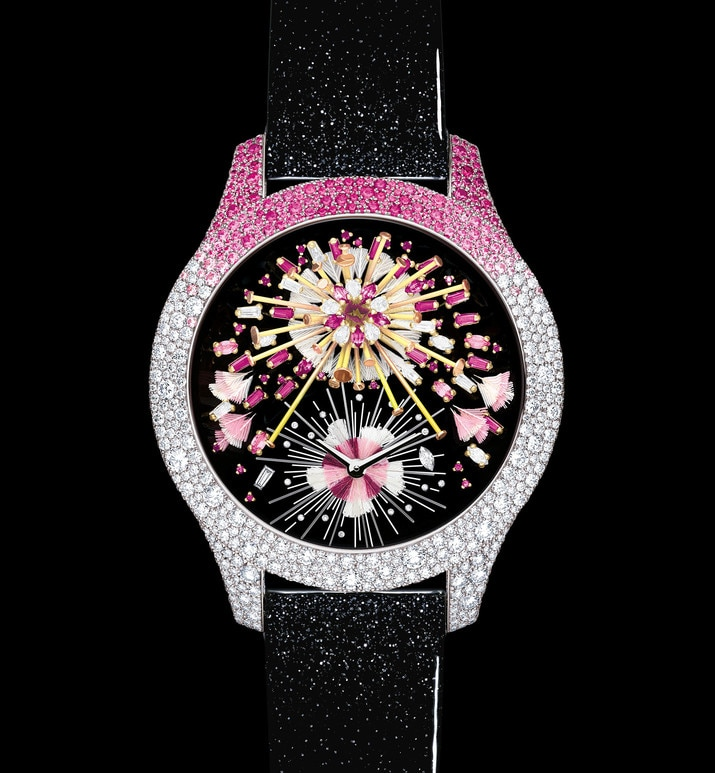 dior grand soir feux d'artifice no. 14 Ø 36mm, quartz movement | Dior