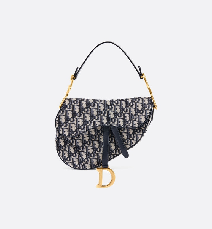 dior oblique saddle bag | Dior