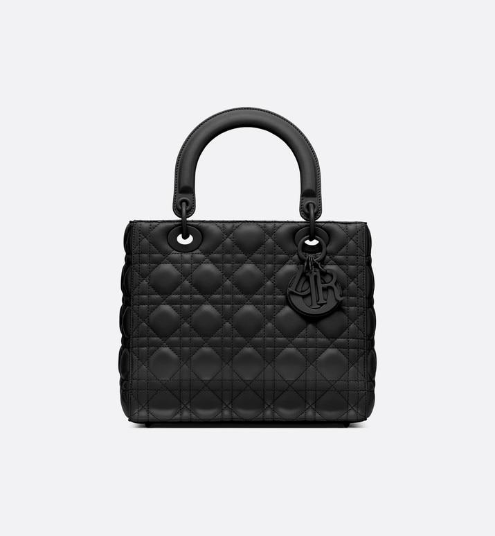 lady dior ultra-matte bag | Dior