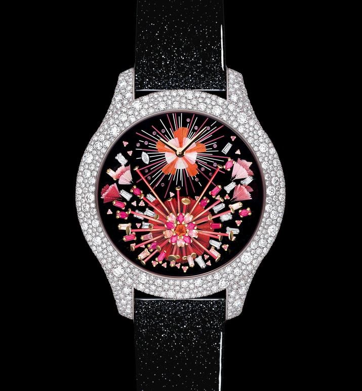 dior grand soir feux d'artifice no. 15 Ø 36mm, quartz movement | Dior