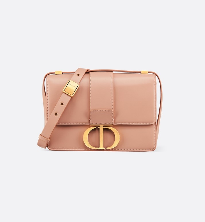 borsa 30 montaigne in pelle di vitello | Dior