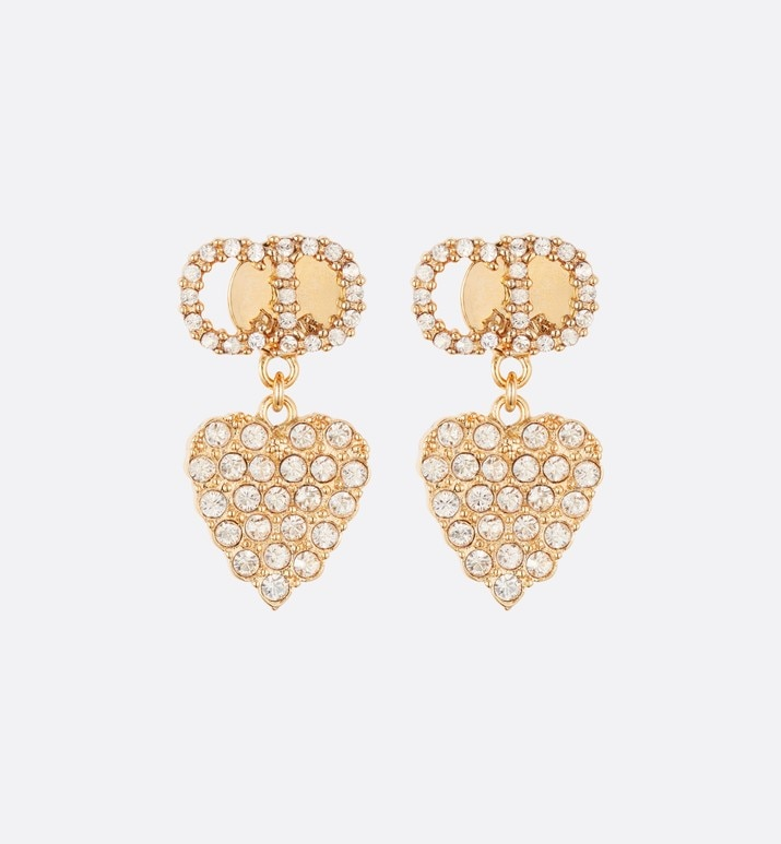 clair d lune earrings | Dior