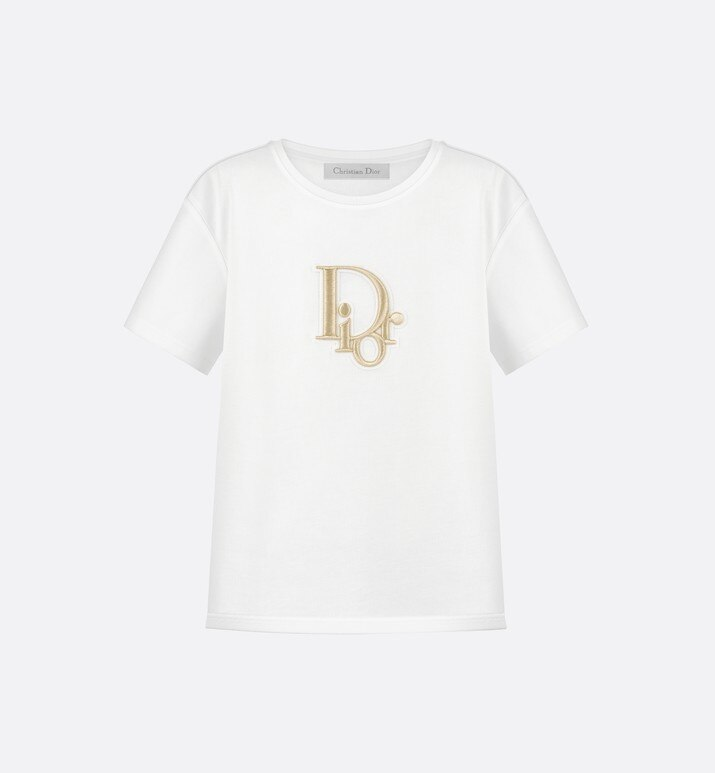 t-shirt en coton,  patch