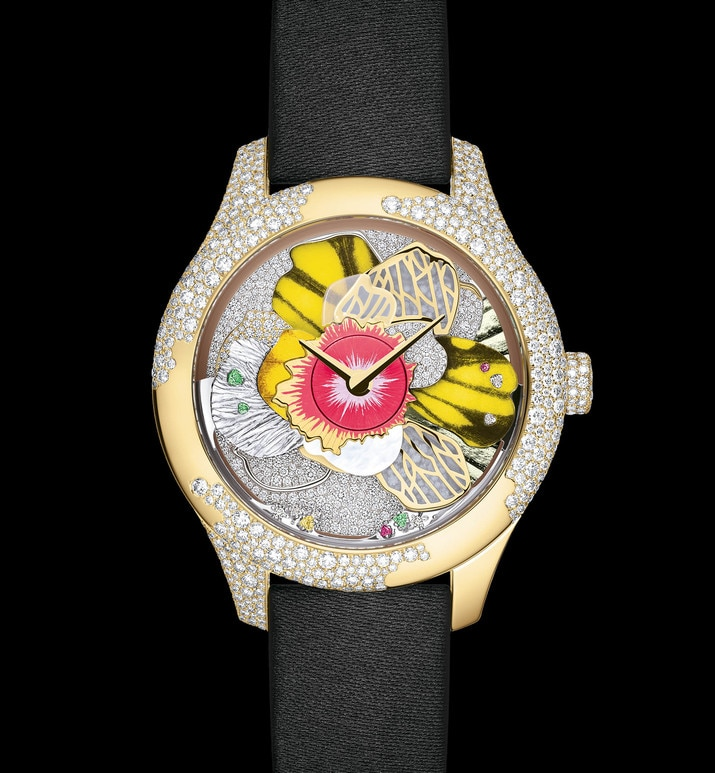 dior grand bal pièce unique jardins imaginaires no. 13 Ø 36 mm, automatic movement,