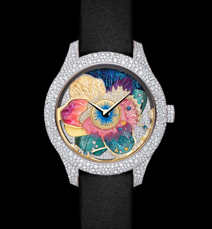 dior grand bal pièce unique jardins imaginaires no. 11 Ø 36 mm, automatic movement,