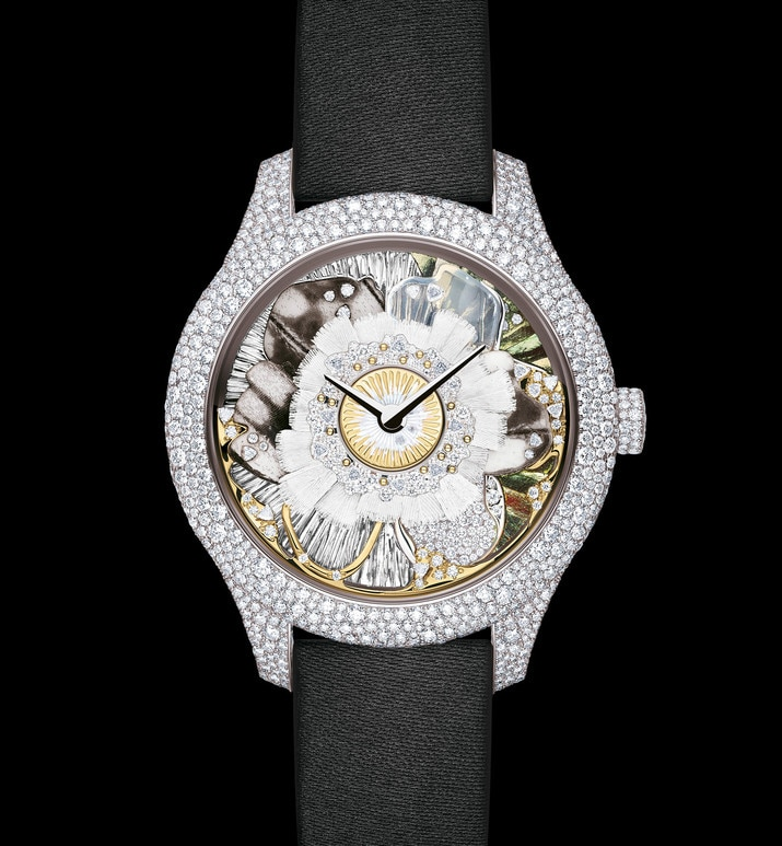 dior grand bal pièce unique jardins imaginaires no. 8 Ø 36 mm, automatic movement,
