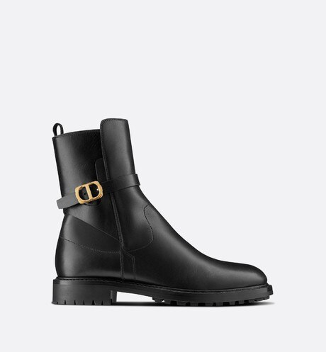 Dior Empreinte Ankle Boot Profile view