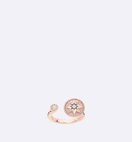 Anillo Rose des Vents aria_frontView