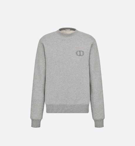 'CD Icon' Sweatshirt Front view