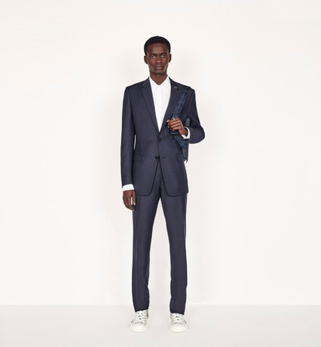Two-Button Suit Front view