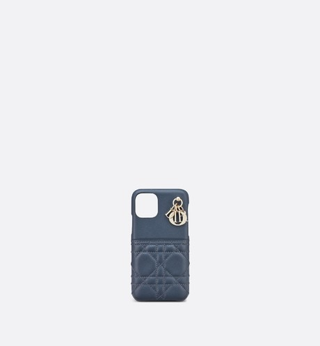Lady Dior Cover for iPhone 11 Pro Front view