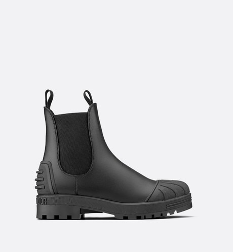 DiorIron Ankle Boot Profile view