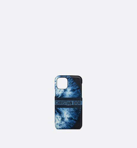 Custodia per iPhone 11 Pro Lady Dior aria_frontView
