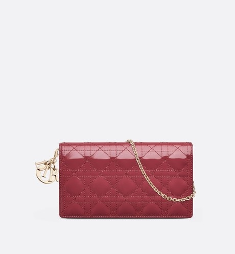 Lady Dior 小袋 aria_frontView