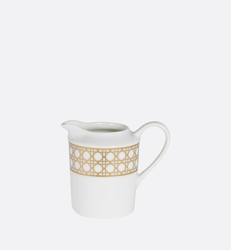 Cannage Montaigne cream jug aria_frontView