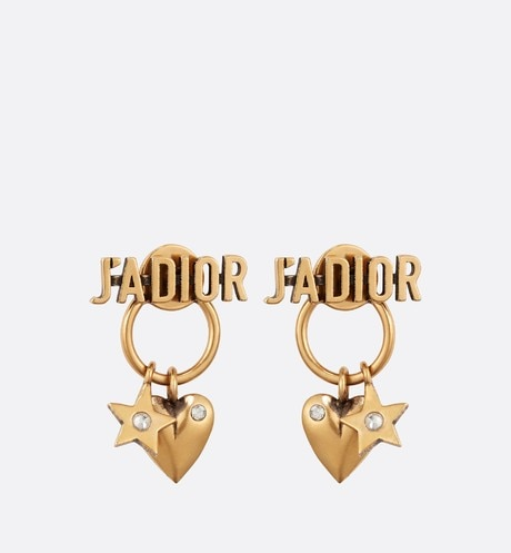 J'Adior earrings front view