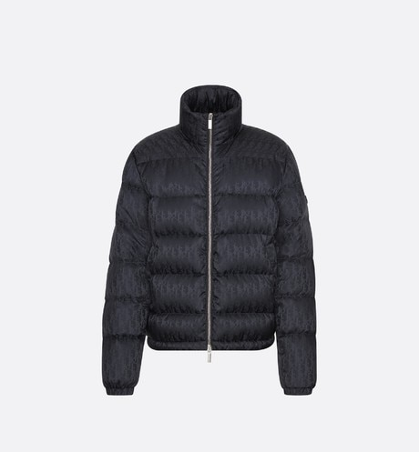 Dior Oblique Down Jacket Front view