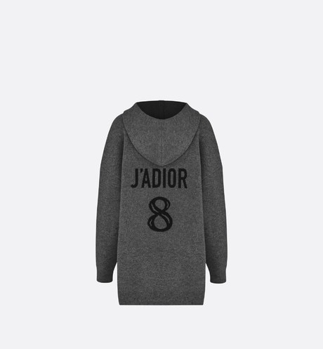 J'Adior 8' Hooded Sweater Front view