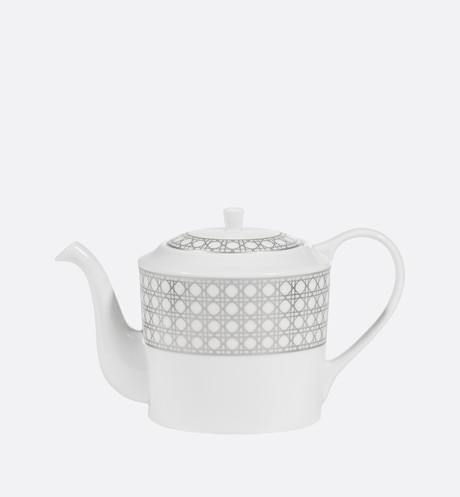 Click here to enlarge the product picture Cannage Montaigne teapot