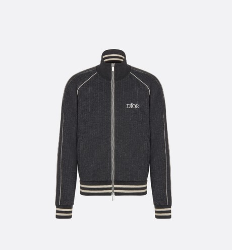 DIOR AND JUDY BLAME Track Jacket Front view