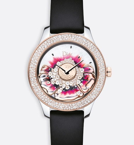 Dior Grand Bal Miss Dior  Ø 36 mm, mouvement automatique, calibre