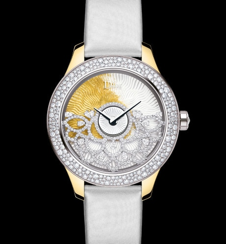 Dior Grand Bal Dentelle Frivole Ø 36 mm, movimento automático, calibre