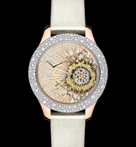 DIOR GRAND SOIR ROYAL BOTANIC N°1 Ø 36 mm, mouvement quartz aria_frontView