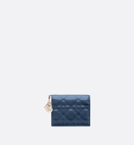 Click here to enlarge the product picture Lady Dior calfskin wallet