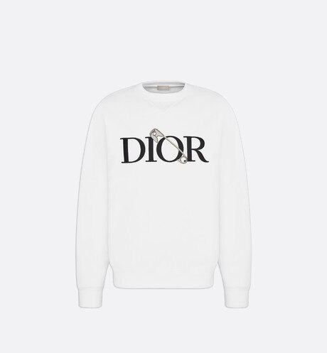 Oversized DIOR AND JUDY BLAME Sweatshirt Front view