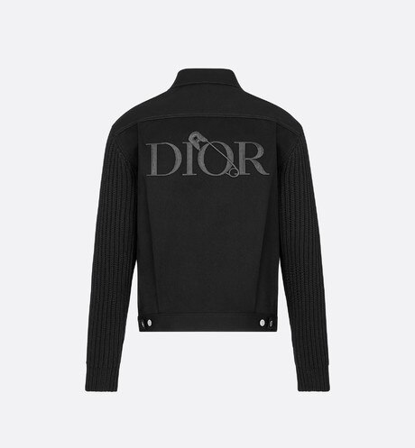 DIOR AND JUDY BLAME Blouson Front view