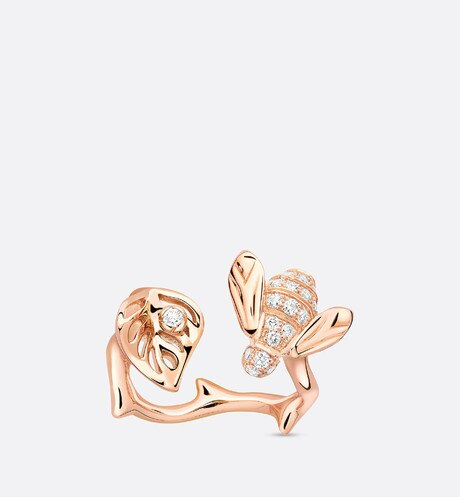 Anillo Rose Dior Pré Catelan aria_frontView