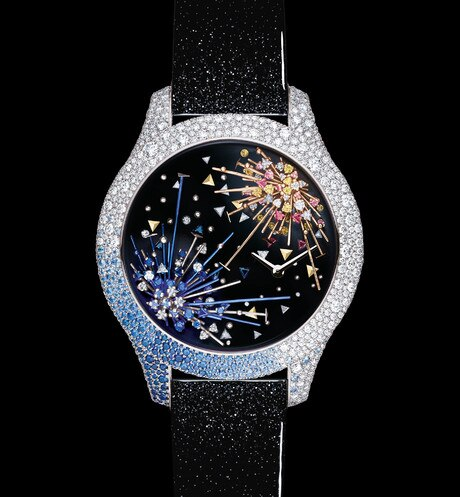 Dior Grand Soir Feux d'Artifice N°10 Ø36mm, mouvement quartz aria_frontView